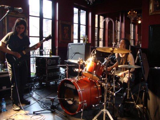 M.i.p.V _ LauraL and Santiago Rodrigues @  Heebie Jeebies, Liverpool Sound City Festival 2011
